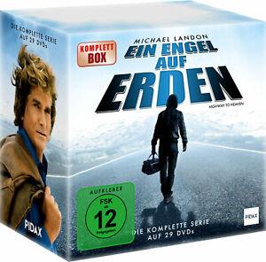 29-DVD-Box-EIN-ENGEL-AUF-ERDEN-KOMPLETTBOX-Michael-Landon-NEU-OVP