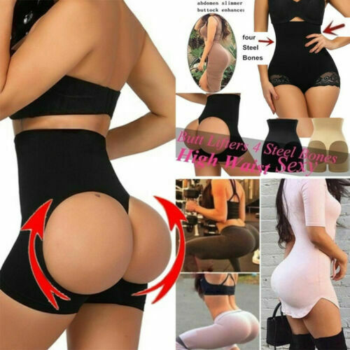 Women Slimming Shapers Panty Levanta Cola Fajas Colombianas Reductoras Shapewear