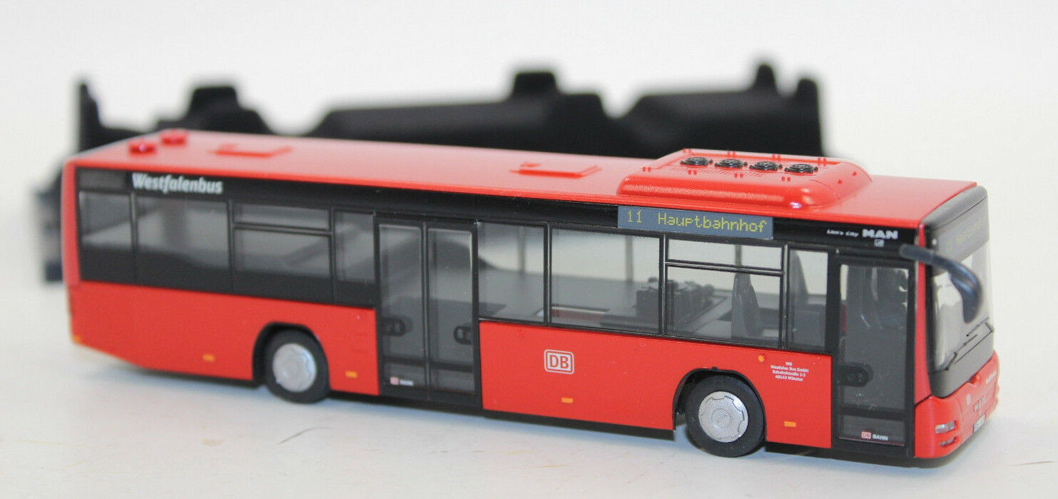 Wiking 774 26 Control Man Lion Bb ´S City Bus 077426 1 87 H0 Rc