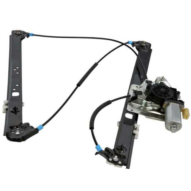 Rear Right Power Window Regulator With Motor Bmw X5 2000
