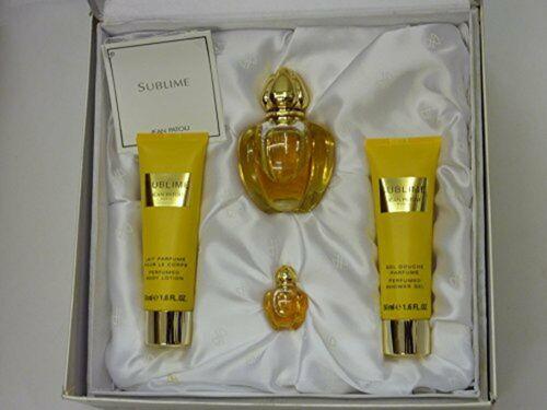 Erhaben Von Jean Patou Eau De Parfum Spray 50ML   Beauty Bodylotion 50 ML  xUoqW y1TlX