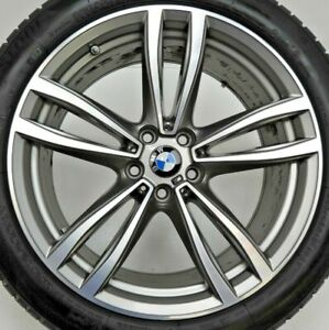 BMW 7er G11-12 6er G32 Winterräder ///M Doppelspeiche 647 DOT 4119, 7.1-7.7 mm ✰