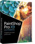 Corel PaintShop Pro X9 Ultimate +BONUS! - Digital Download - BEST PRICE!