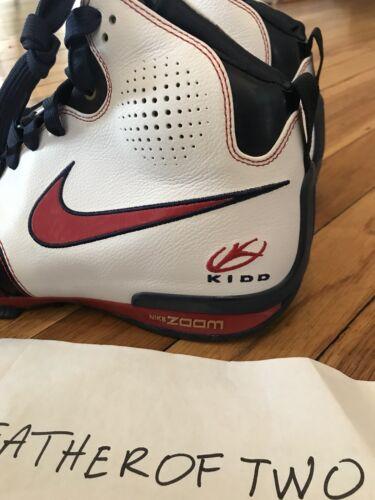 Nike Bb tamaño Nueva Kidd 9 y Uk nos Pe Zoom Usa '08 auténtica 8 muestra Olympics Jason OHHIwE