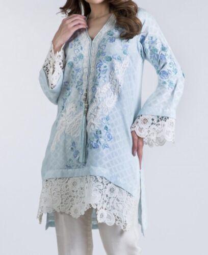Pakistani Designer Ayesha Somaya Original Kurti S