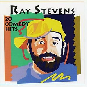 Ray-Stevens-20-Comedy-Hits-Special-Collection-New-CD-Manufactured-On-Demand