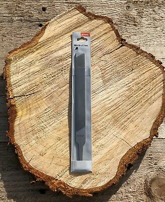 Stihl Chainsaw Flat File /& Wooden Handle Sharpening De-burring 3//8 .404 1//2