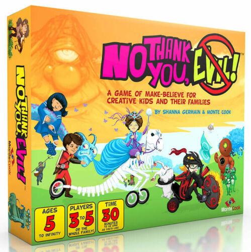 MKG074 Monte Cook Games No Thank You Evil RPG