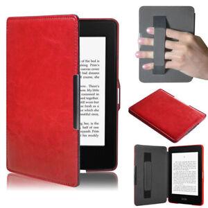 Shell-Smart-Case-E-reader-Skin-Cover-For-Amazon-Kindle-Paperwhite-1-2-3