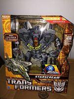 Transformers Revenge Of The Fallen Decepticon Starscream Leader Class Hftd Rotf
