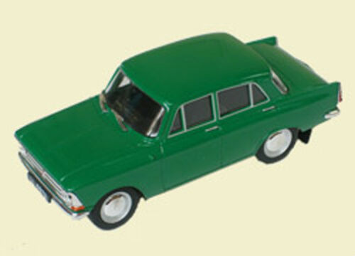 MF modèles 024 MOSKVICH 408 saloon échelle 1//43 green new in box