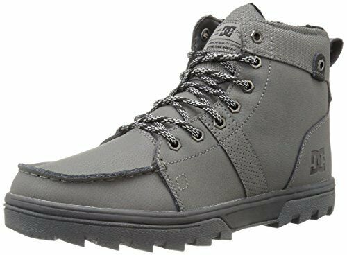 DC 303241-GRY Mens Woodland Winter Boot 1- Choose SZ color.
