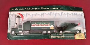 German-Grell-1-87-HO-Model-Truck-Freightliner-STERNQUELL-Beer-Christmas-Tree