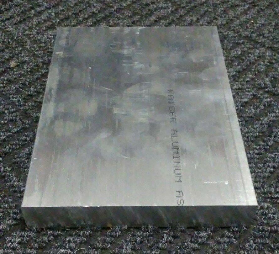 "1pc 1.5/"" X 4/"" X 8/"" long new 6061 solid aluminum plate flat stock bar mill block"