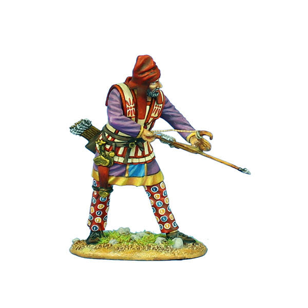 AG051 Persian Archer Scanning for Targets by First Legion