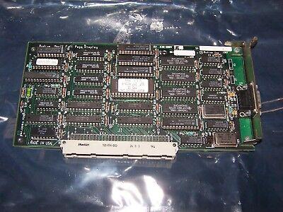 1987 Radius Mac II Full Page Display Card 630-0009
