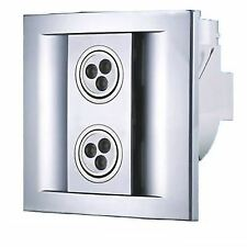 Bathroom Kitchen Ceiling Extractor Exhaust Fan With Led Light 100mm
