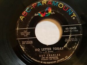 RAY-CHARLES-Take-These-Chains-From-My-Heart-No-Letter-Today-1963-SOUL-JAZZ