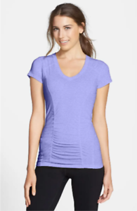 NWT-Zella-039-Z-5-039-Tee-Size-X-Small-Purple