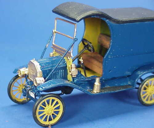 O SCALE 1//48 WISEMAN 1912 MODEL T FORD DAIRY DELIVERY TRUCK KIT NM-904