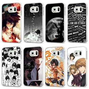 death note coque samsung