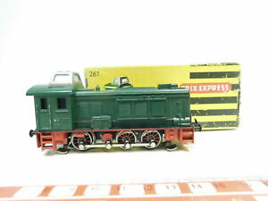 BG465-0-5-Trix-Express-H0-DC-261-Diesellok-Diesellokomotive-V36-257-2-Wahl-OVP