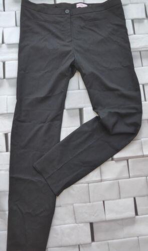 52 bis 58 Longgröße Schwarz Ton Sheego Stoffhose Chino Hose Gr 355