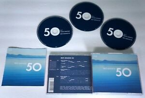 EMI-BEST-ADAGIOS-50-Complete-3-Disc-CD-Set-Made-In-The-EU-Import-with-booklet