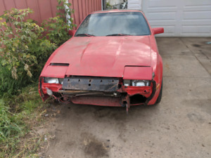 1986 Nissan 300 ZX 300ZX NA