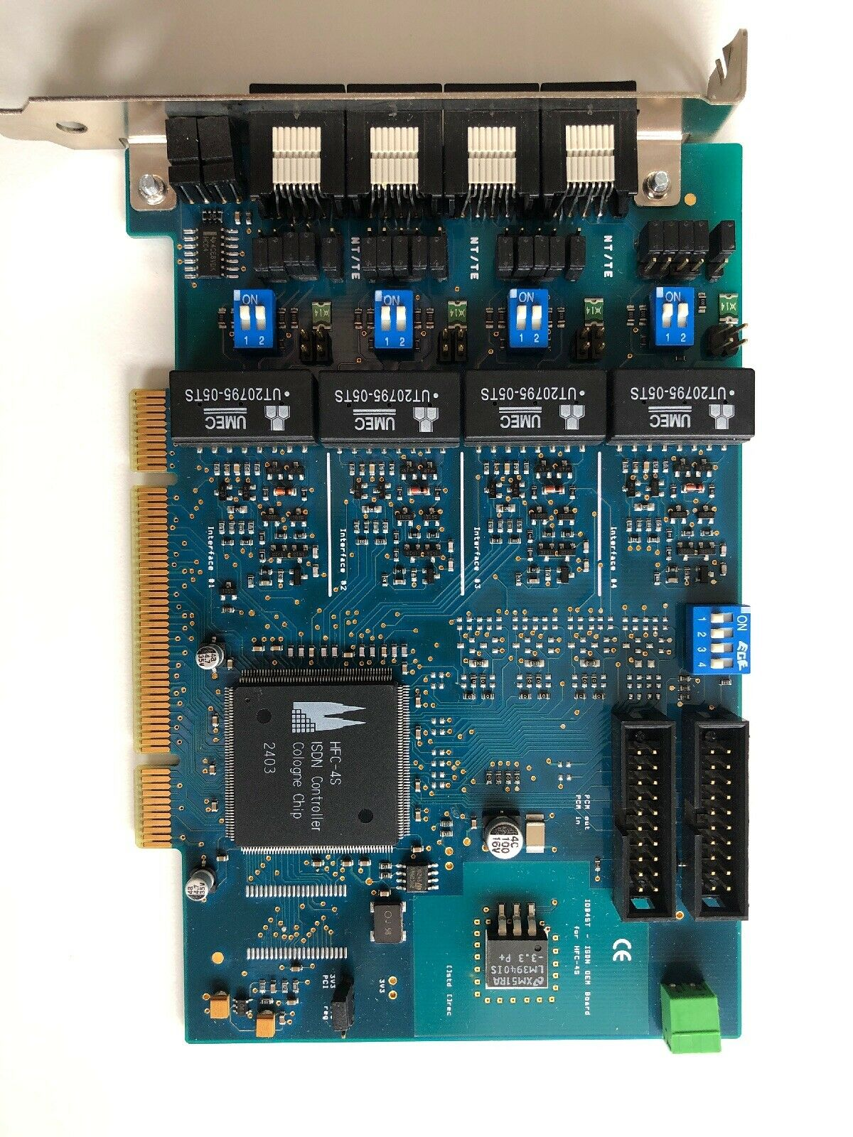 IOB4ST - ISDN OEM Board For HFC-4s