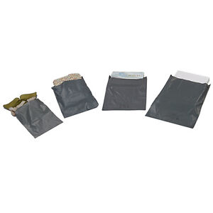 4c5693bfed GREY POSTAGE BAGS - MAILING MAIL 15 x 30 25 x 35 40 x 50 - 50 100 ...