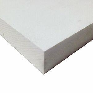 "Thick Black PVC Celtec Foam Board Sheet 12/"" x 24/"" x 3mm // 1//8/"" .125/"" Nominal"