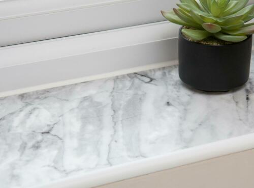 D-C-Fix Classic ROMEO effet marbre noir blanc auto-adhésif film 2 m x 45 cm