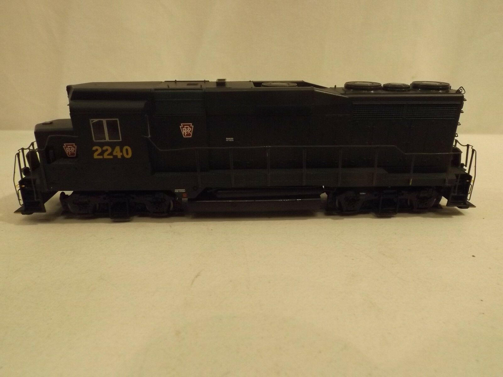 HO Prossoo 2000 PRR GP30 diesel engine in original box