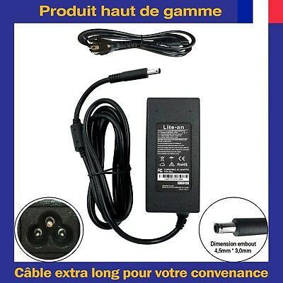 Genuine DELL Vostro 15 3558 3561 3565 3568 5568 45W Charger Power Cord Adapter