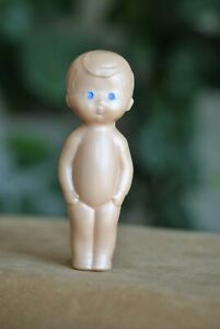 Vintage-rubber-Doll-Toy-034-PUPS-034-made-in-USSR-1980-s