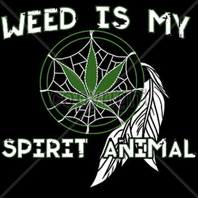 Weed Is My Spirit Animal 420