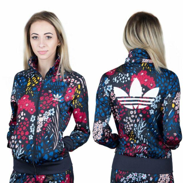 Womens Adidas Originals Firebird Track Suit Jacket & Pant Medium rita farm