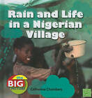 Rain and Life in a Nigerian Village by Catherine Chambers (Hardback, 2010)