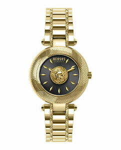 Versus-by-Versace-VSP213518-Bricklane-Gold-Case-Stainless-Steel-Women-039-s-Watch