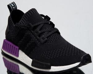 Details about adidas Originals NMD R1 Primeknit Men's New Core Black Lifestyle Sneakers G54635