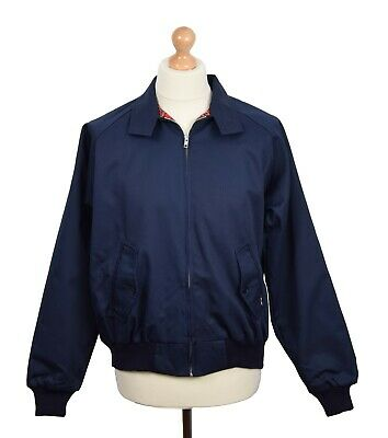 ART Gallery Clothing Navy a Righe Top Mods Northern Soul Scooter Retro Mod