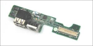 Org. Dell Inspiron 500m 600m USB S-Video Board PN:5M838