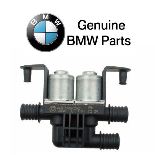 For BMW E60 E63 E64 525i 745i 745Li HVAC Heater Control 3-Way Valve Genuine
