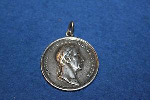 Nr.4128 Kaiserreich 1804/6-1918 Franz I 1826 Medaille Patri Parce Henkel Charivari Anhänger Gute QualitäT Münzen