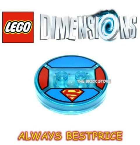 DIMENSIONS SUPERMAN FUN PACK TOY TAG LEGO 71236 BESTPRICE GIFT NEW
