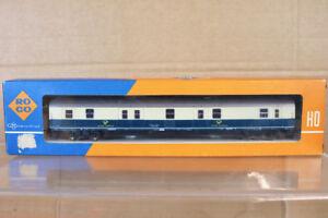 Roco-4282-Db-Azul-Crema-Deutsche-Bundespost-Oficina-de-Correos-Coach-656-9-MIB