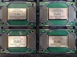 BRAND NEW TV DMD / DLP CHIP 1910-6143W FOR MITSUBISHI WD-60735 WD-65737 | eBay