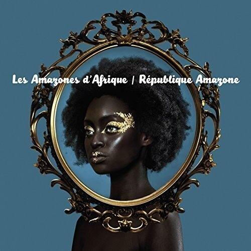 Republique Amazone [New CD]