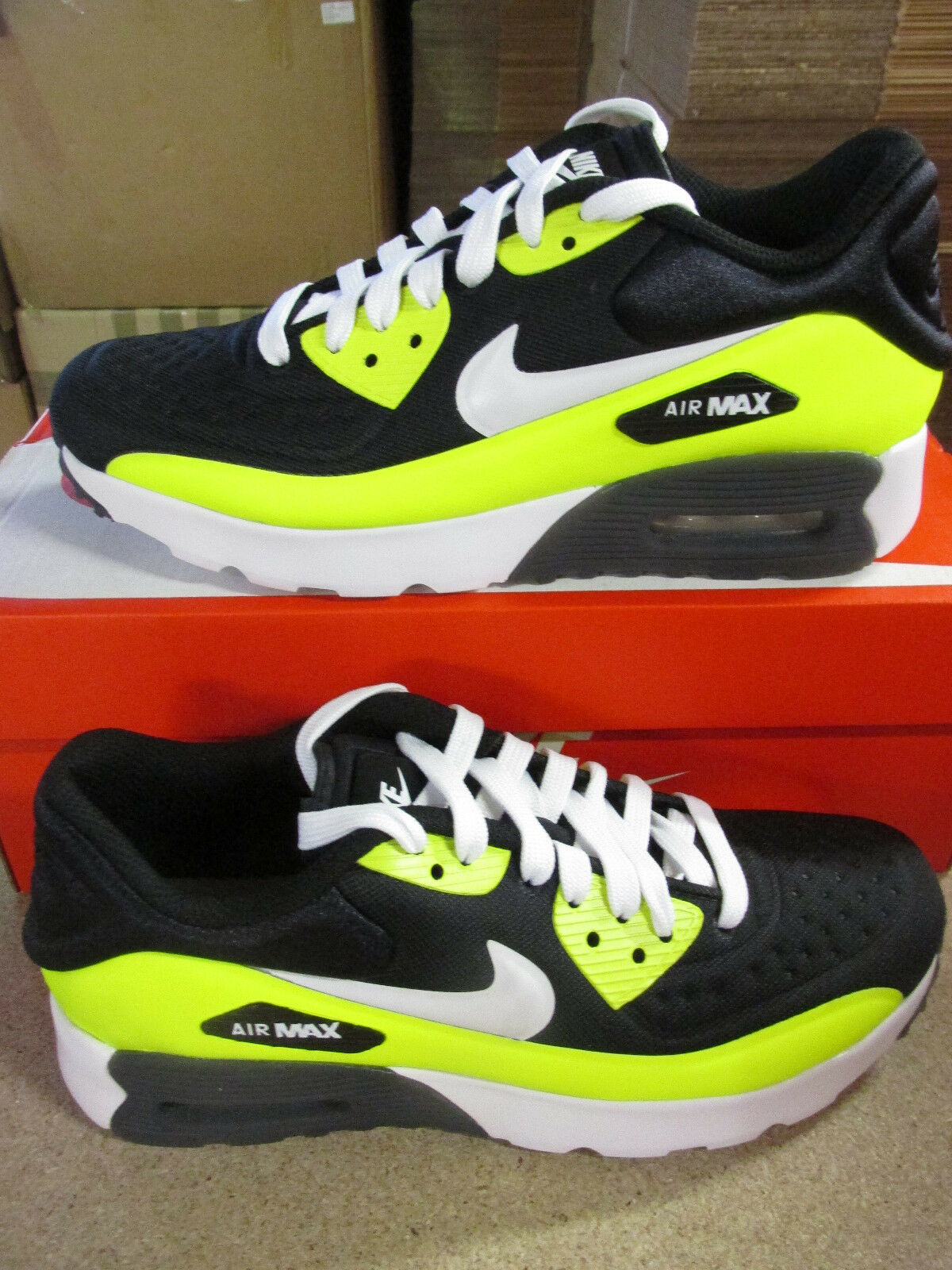 Nike air max 90 ultra se (gs) zapatillas correndo 844599 002 zapatillas